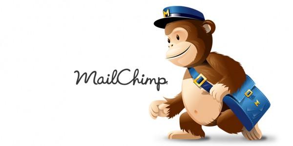 het aapje van Mailchimp