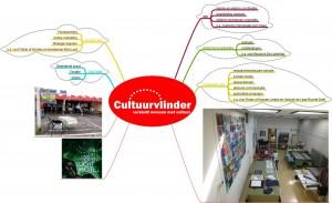 mindmap cultuurvlinder