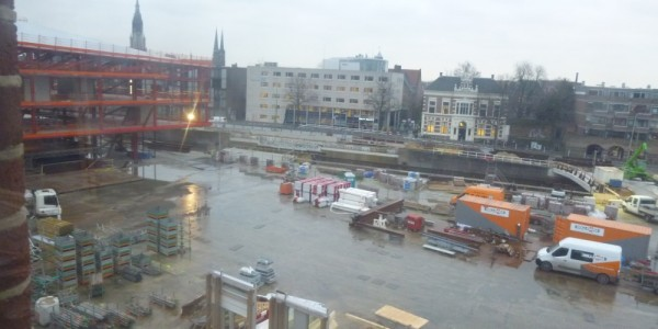 stationsplein jan2014 delft