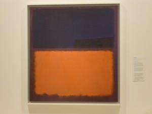 Rothko in conbramuseum
