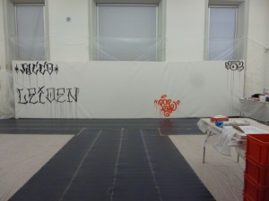 graffiti art begin