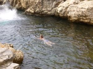 rovinj zwemmen