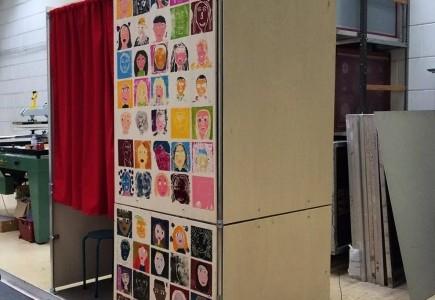 huisje Haagse Portretten kl
