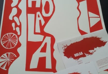 poster Holaa